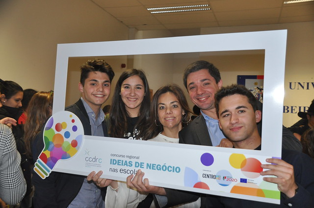 Concurso Regional de Ideias de Negócio nas Escolas 2018