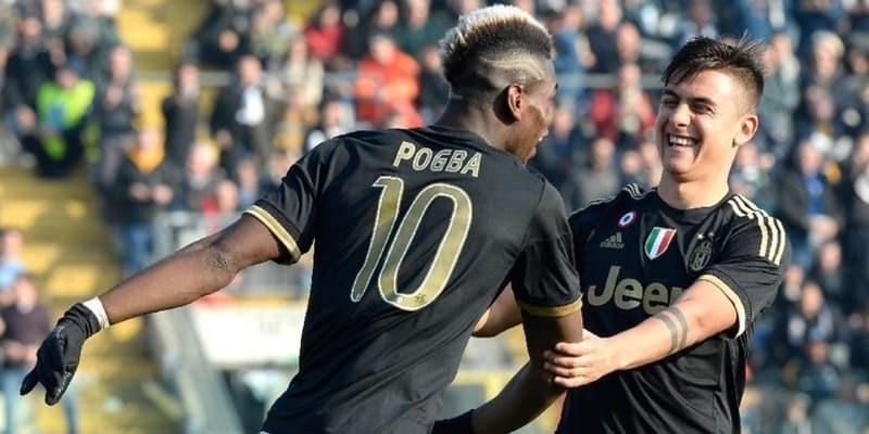 Dybala Sangat Senang Isu Tentang Baliknya Pogba ke Juventus