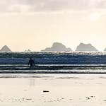 Plage des Gouliens - Surfer 1