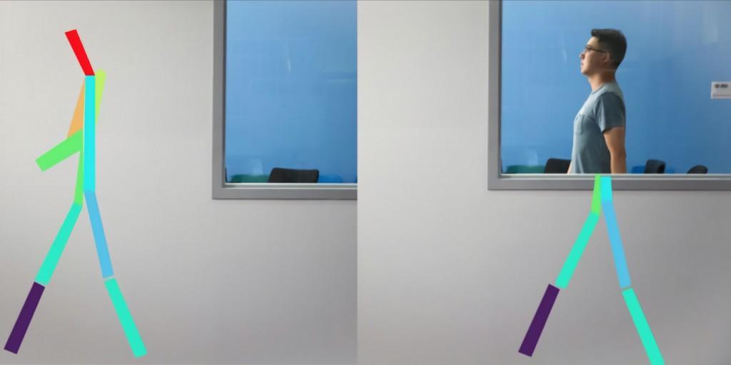 L'IA détecte les mouvements des gens à travers les murs