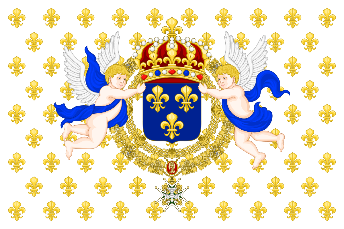 Royal Standard of the King of France
