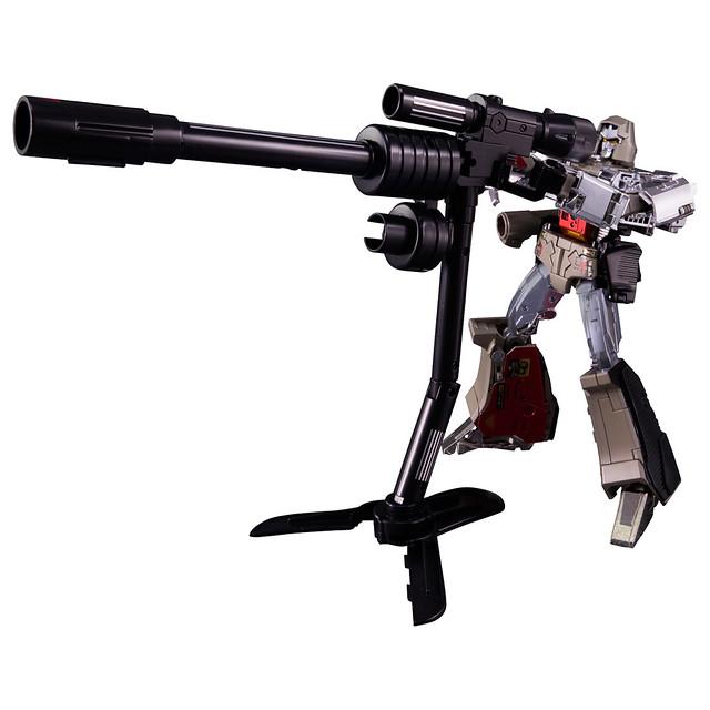 【TAKARA TOMY限定】變形金剛Masterpiece MP-36+密卡登 更新版本!【タカラトミーモール限定】トランスフォーマー マスターピース MP-36+メガトロン
