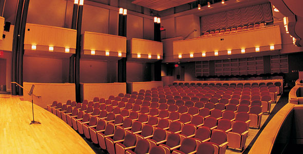 Gildenhorn Recital Hall
