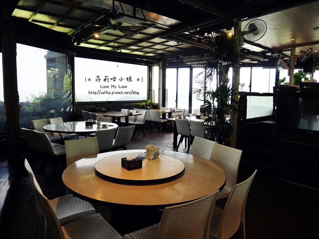台北貓空人氣餐廳龍門客棧 (2)