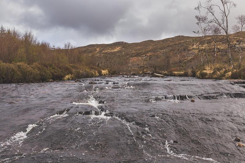 Victoria Falls - Loch Maree - Scotland 2017