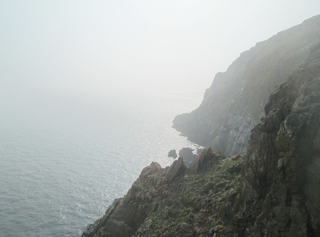 Mull of Galloway rocks