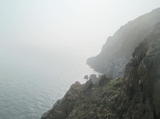 Mull of Galloway rocks