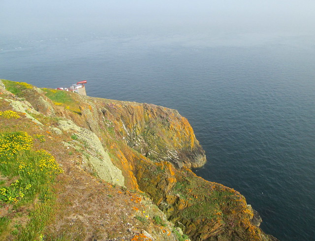 Foghorn from Lighthouse