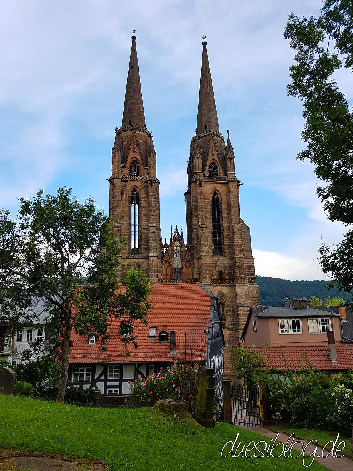 Marburg Elisabethkirche Travelblog Düsiblog 09