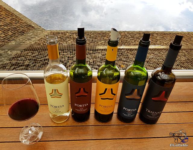 Bodegas Portia o como maridar un buen vino con la alta cocina (29)