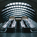 canary wharf station by garethottywill