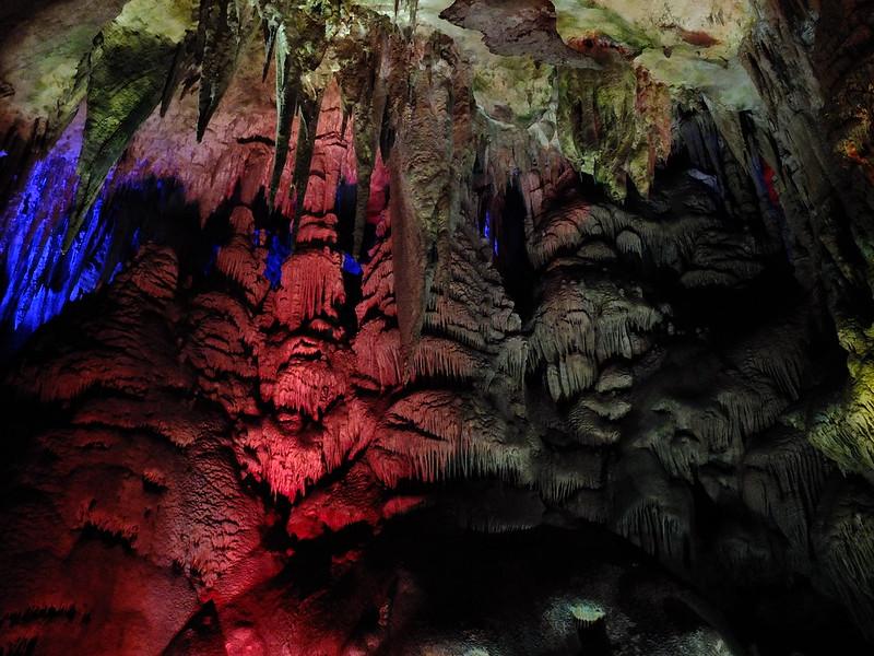 """Грузия. Пещера """"Прометея"""" и каньон Окаце"""