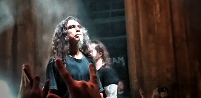 June 7 - Tom Araya of Slayer.