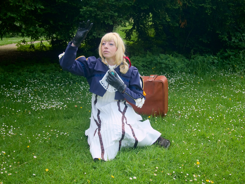 related image - Shooting Violet Evergarden - Enaelle's Arts - Parc Matisse - Lille - 2018-05-27- P1266218