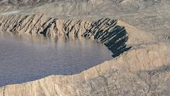 Terraformed Crater in Margaritifer Terra on Mars