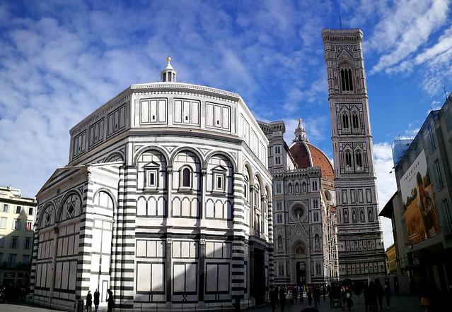 Cathedral of Santa Maria Del Fiore 聖母百花聖殿