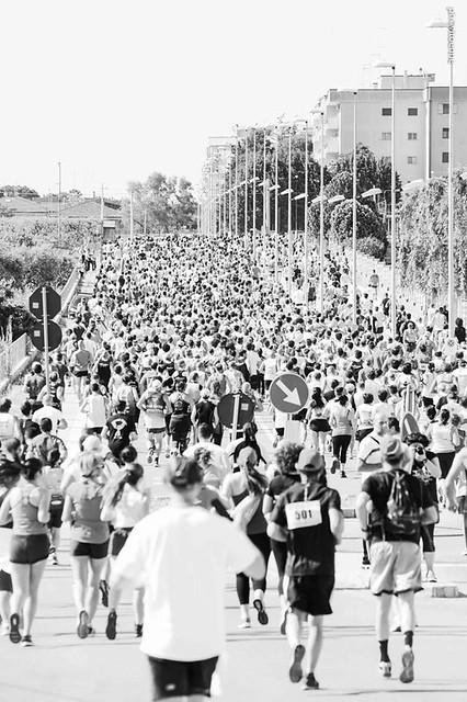 corri con gioia