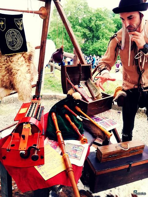 Musical Instruments, Faida Montecchio Maggiore