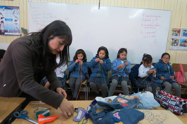 Desarrollo integral de alumnos de Tercero Básico