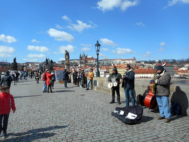 Prague: Charles Bridge, Nikon COOLPIX S3600