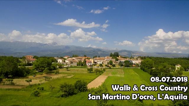 Video Walk & Cross Country