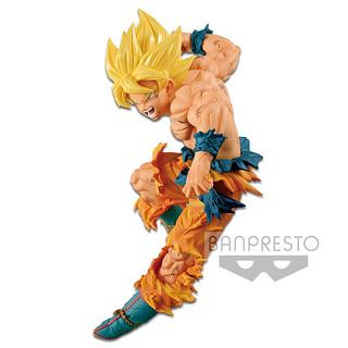 「他已經不是孫悟空...而是憤怒的戰士...超級賽亞人...」MATCH MAKERS《七龍珠Z》超級賽亞人孫悟空 DRAGON BALL Z -SUPER SAIYAN SON GOKOU-