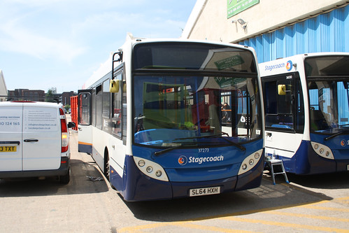 Stagecoach South 37273 SL64HXH