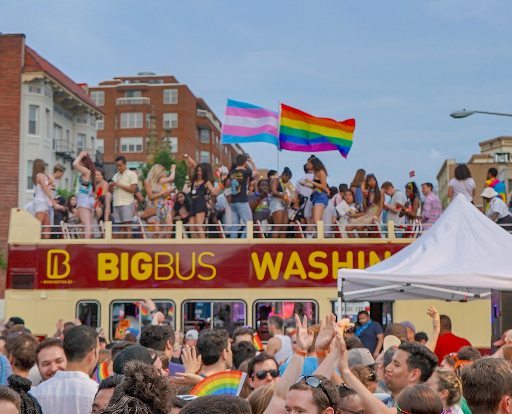 2018.06.09 Capital Pride Parade, Washington, DC USA 03304