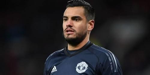 Romero menegaskan dia akan tetap di Man United