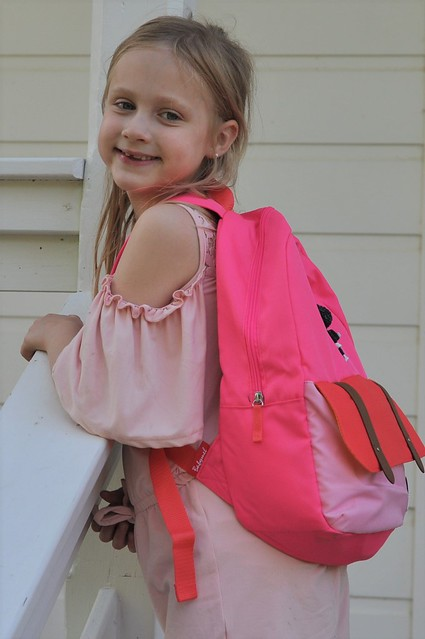 Zip & Zoe Backpack from Babymel Bags