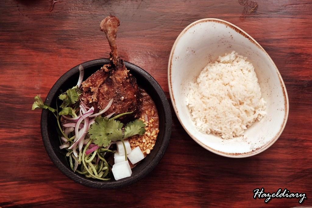 DingDong Amoy Street-Duck Leg