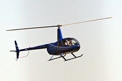 ZS-RDE Robinson R-44 Raven II [11070] Johannesburg-Rand~ZS 21/09/2006
