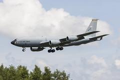 Geilenkirchen ETNG 2018 : USAF KC-135R 62-3572 Kansas ANG