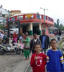 Darjeeling Train Station