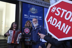 StopAdani - Bill Shorten - Let it Shine - IMG_3175