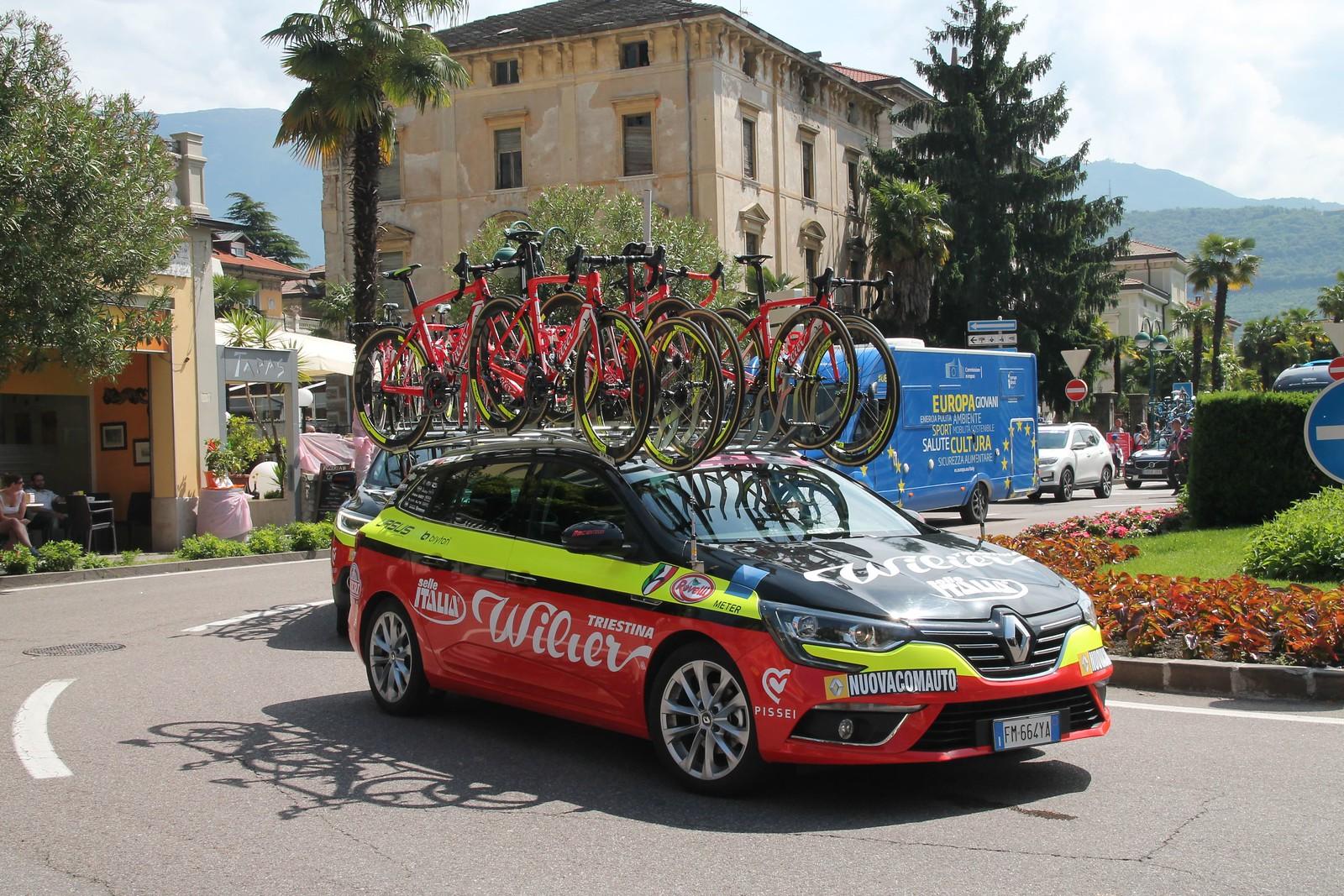 Giro d'Italia 2018: RIVA DEL GARDA