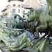 Monumento al Encierro Pamplona Spain by die Augen