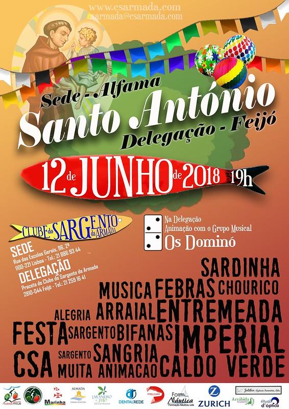 Cartaz Santo António