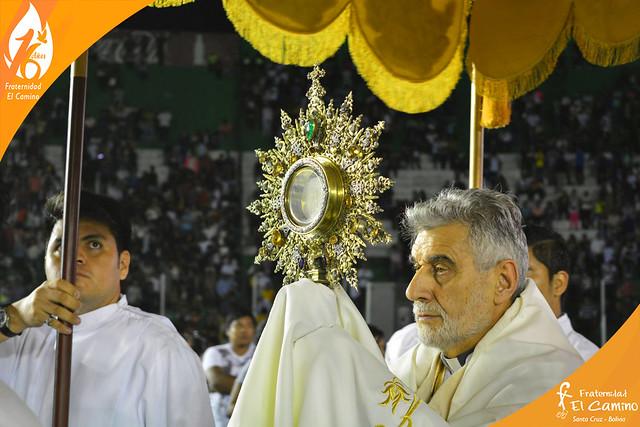 Corpus Christi na Bolívia