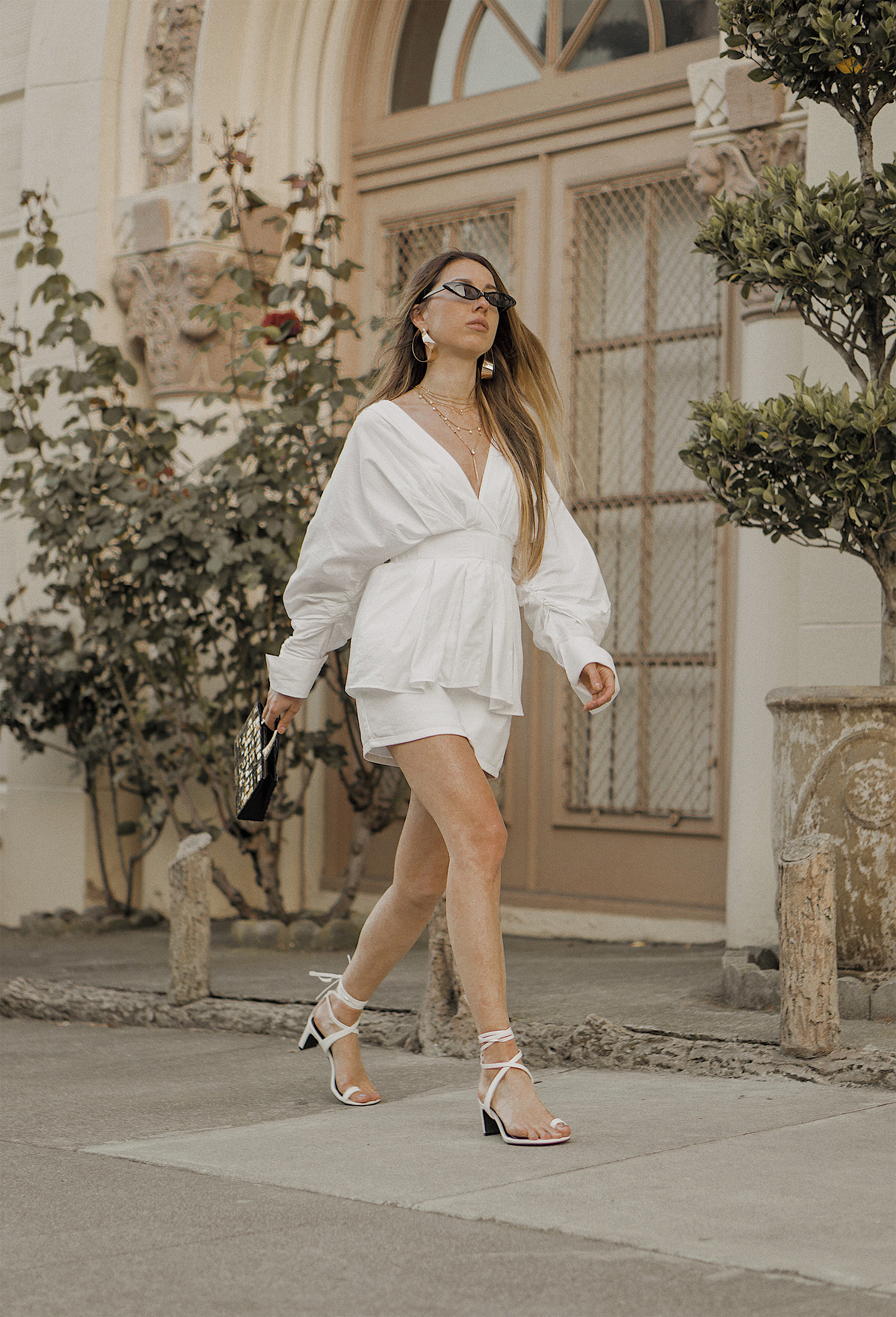 white_outfit_look_ideas_street_style_total_white_Céline_inspired_Ring_Toe_Lace_Up_Sandals_summer_san_francisco_fashion_blogger_bay_area_the_white_ocean_lena_juice_11