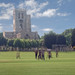 Sunday afternoon cricket at Thame