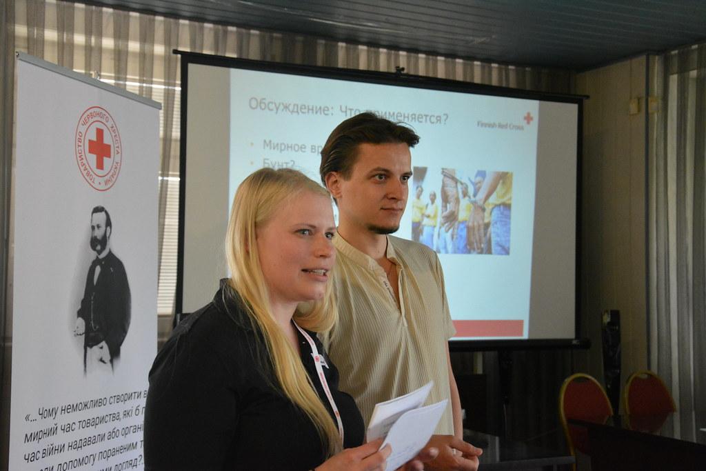 Тренінг для тренерів з міжнародного гуманітарного права, Харків