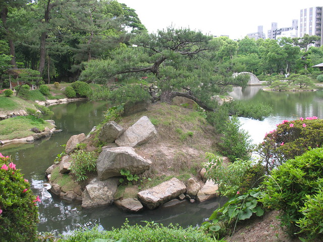 Sekisui-gan, Shukkeien Garden, Hiroshima