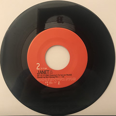 JANET:TOGETHER AGAIN(RECORD SIDE-B)