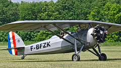 Morane Saulnier MS 317 / Private / F-BFZK