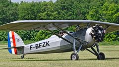 Morane Saulnier MS 317 / Private / F-BFZK - Photo of Itteville