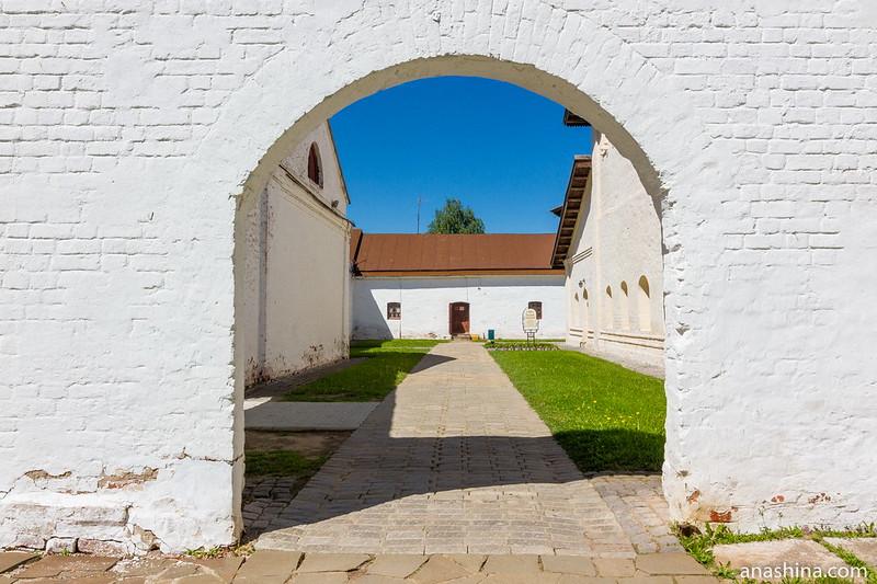 Больничные покои, Спасо-Евфимиев монастырь, Суздаль