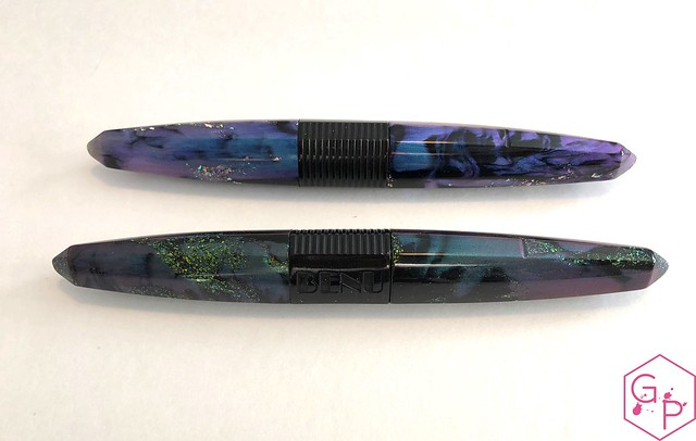 Benu Pen Chameleon Fountain Pens 6