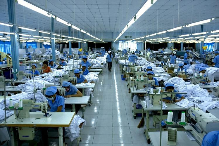 các cơ sở sản xuất