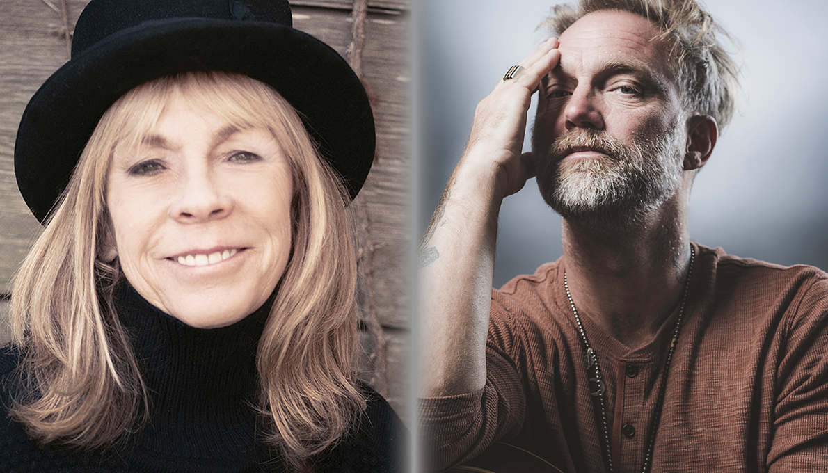 An Evening with Rickie Lee Jones with special guest Anders Osborne